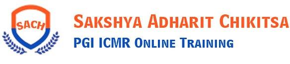 SACH - PGI ICMR Online Training